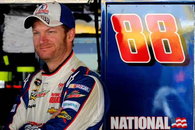 Is Dale Earnhardt Jr.'s Recent Hot Streak a Sign of Things to Come in 2014?