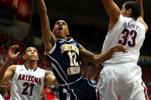 Dewayne Russell Leaves Northern Arizona