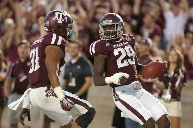 Texas A&M D Will Need to Keep the Turnovers Coming vs. LSU, Mizzou