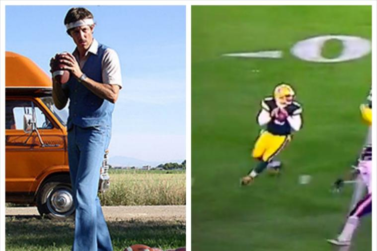 Proof That Seneca Wallace Throws Just Like 'Uncle Rico'