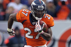 Knowshon Moreno: Week 14 Fantasy Outlook