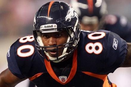 Julius  Thomas: Week 10 Fantasy Outlook
