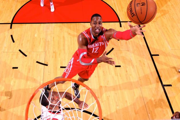 Which Version of Dwight Howard Are Rockets Getting: LA D12 or Orlando D12?