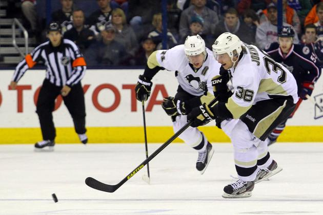 Penguins Notebook: Improvement Sought on Penalty Kill