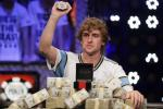 23-Year-Old Wins $8.4M at Word Series of Poker