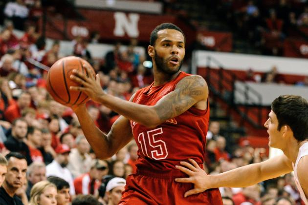 Nebraska Senior Guard Ray Gallegos Suspended Two Games