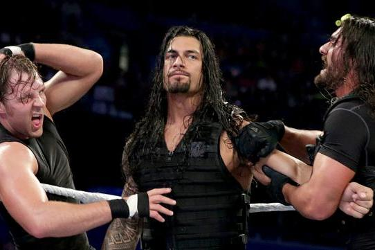 Report: Roman Reigns on Track for a Big Push