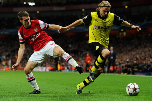 Film Focus: How Arsenal Got out of Jail to Beat Borussia Dortmund