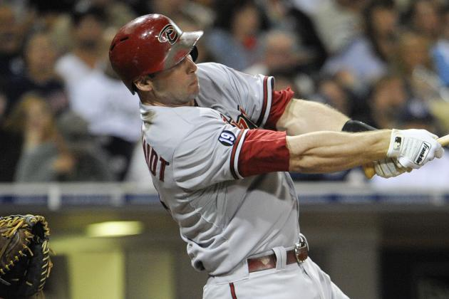 Paul Goldschmidt: 2013 Silver Slugger Award Winner