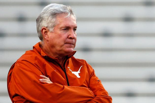 Brown Says Texas Hiring Patterson a 'Home Run'