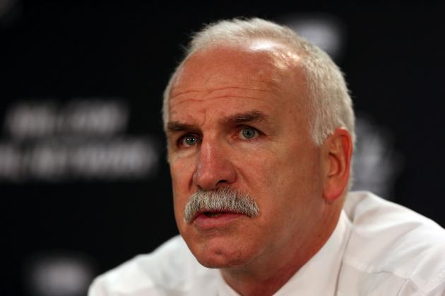 Grading Joel Quenneville's Performance with Chicago Blackhawks in 2013-14
