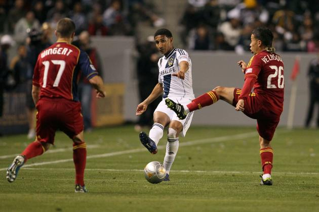 Real Salt Lake vs. LA Galaxy: Galaxy Must Improve After Close Match in First Leg