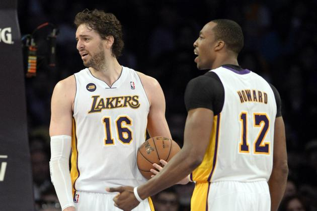 Pau Gasol Respects Dwight Howard for Leaving the Los Angeles Lakers