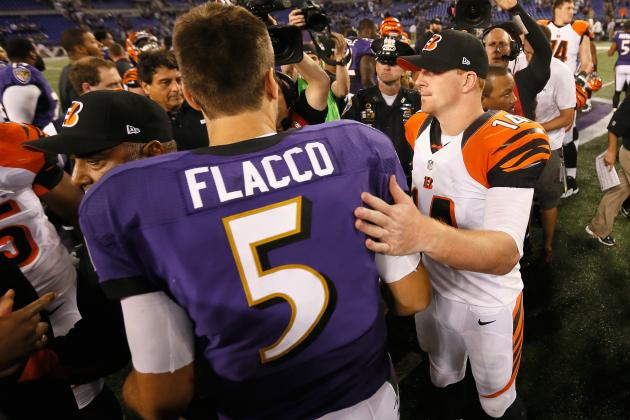 Cincinnati Bengals vs. Baltimore Ravens: Breaking Down Baltimore's Game Plan