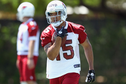 Michael Floyd: Recapping Floyd's Week 10 Fantasy Performance