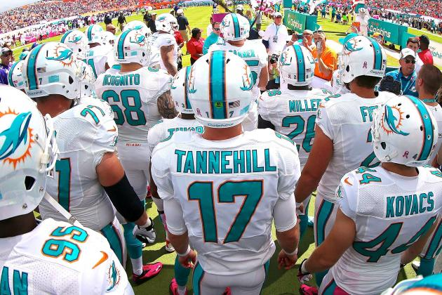 Dolphins Teammates Defend Richie Incognito in Wake of Jonathan Martin Saga