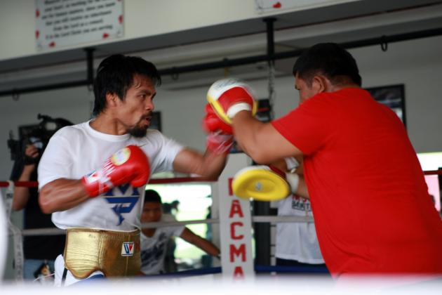 Pacquiao vs. Rios: 'Pac-Man' Must Dominate Rios to Set Up Mayweather Bout