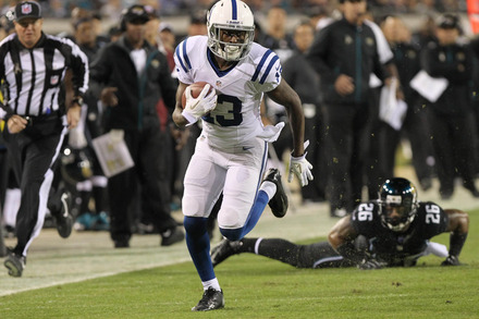 T.Y. Hilton: Week 10 Fantasy Outlook