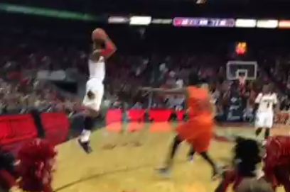 VIDEO: Louisville's Kevin Ware Returns, Hits 3 on 1st Shot