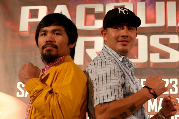 Pacquiao vs. Rios: Top Storylines Heading into Main Event