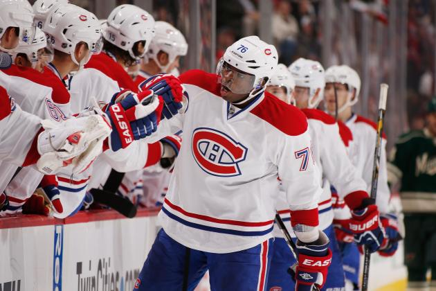 How Feud with Michel Therrien Will Affect PK Subban's Impending Contract Talks
