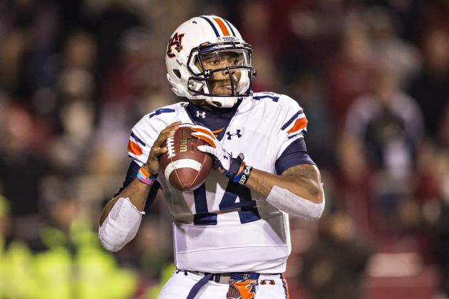 Auburn vs Tennessee: Preview and Prediction for SEC Showdown