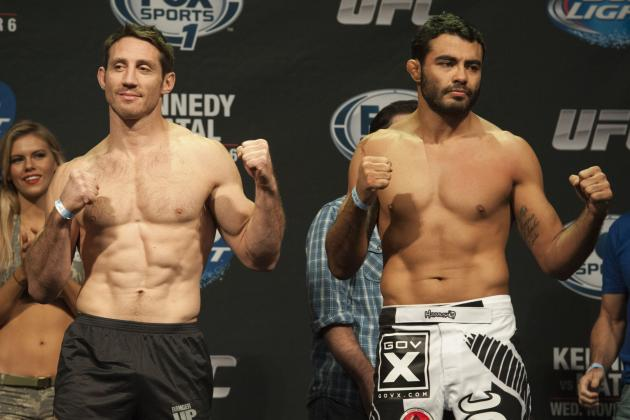 UFC Fight for the Troops 3 Results: What We Learned from Kennedy vs. Natal