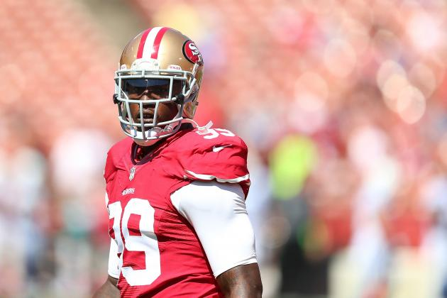 Will Returns of Michael Crabtree, Aldon Smith Make 49ers Super Bowl Favorites?