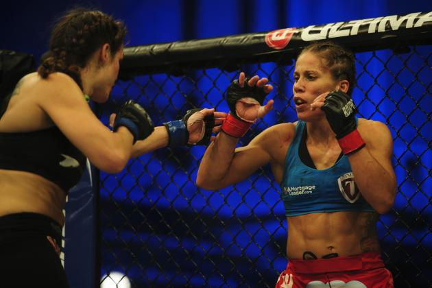 Liz Carmouche Must Become More Polished Fighter to Be Successful