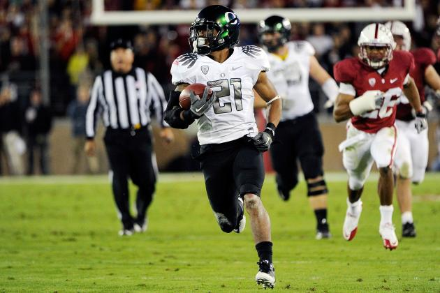 Oregon Football: Should Marshall or Thomas Be the Lead Back Against Stanford?