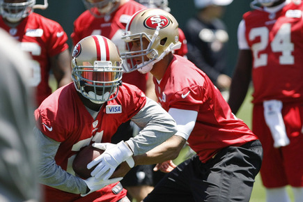 Frank Gore: Week 12 Fantasy Outlook