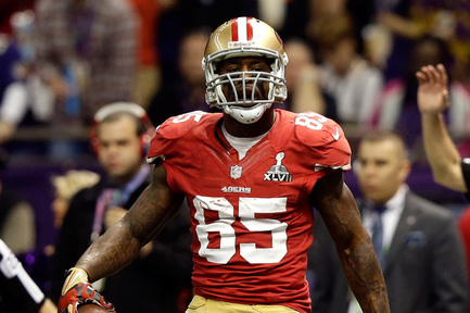 Vernon Davis: Recapping Davis's Week 13 Fantasy Performance