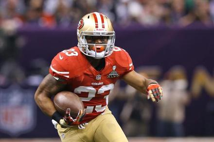 LaMichael James: Recapping James's Week 13 Fantasy Performance