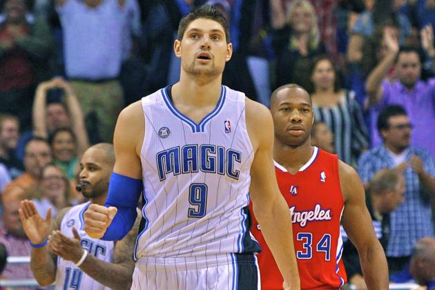 Nikola Vucevic's Monster Night Hints at Bright Future for Orlando Magic