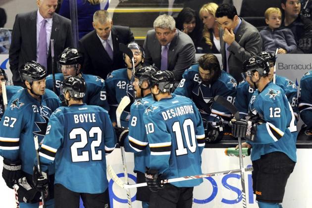 Grading Todd McLellan's Performance with the San Jose Sharks in 2013-14