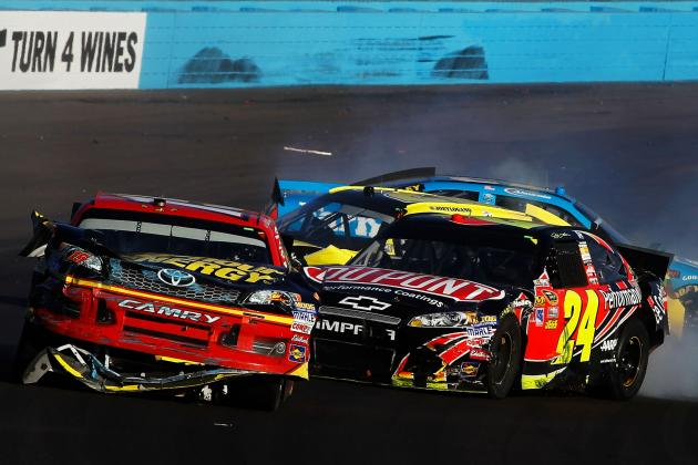 Why Recent Repave at Phoenix Means 2013 NASCAR Chase Is Far from over