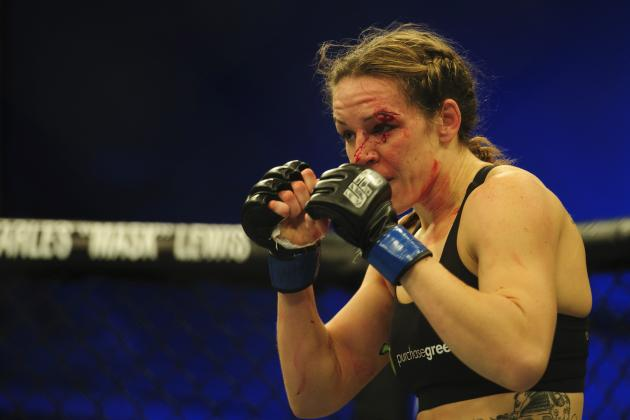 Carmouche vs. Davis Results: Win Proves Ally-Gator Deserves Shot at Title