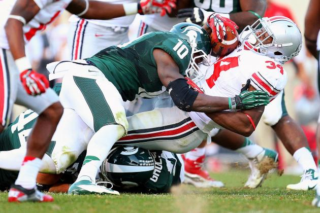 Breaking Down the Inevitable Buckeyes vs. Spartans Big Ten Championship