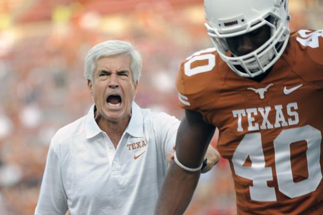 Why Texas Will Finally Have a Dominant Defense Again in 2013