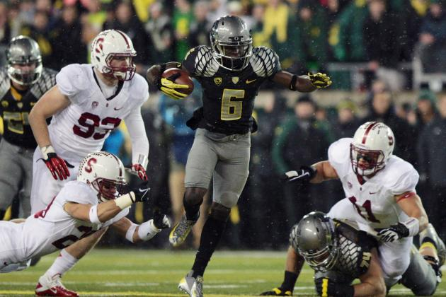 Oregon vs. Stanford: Live Game Grades and Analysis for the Ducks