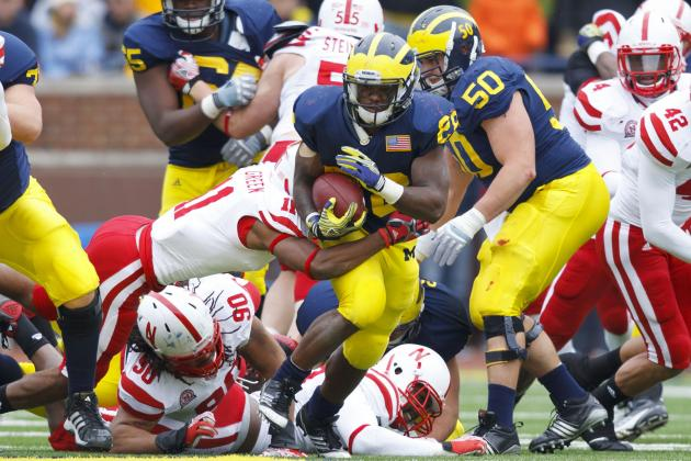 Nebraska vs. Michigan: Live Game Grades and Analysis for the Cornhuskers