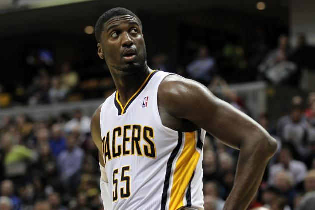 Roy Hibbert Goes to Sleep Thinking About Winning Defensive Player of the Year