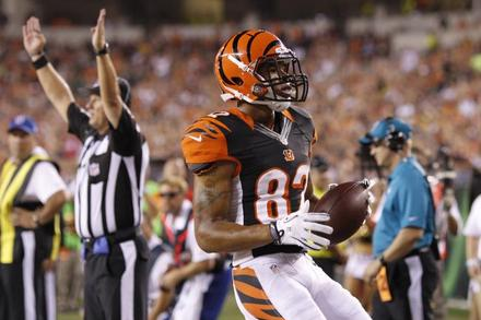Marvin Jones: Week 10 Fantasy Outlook