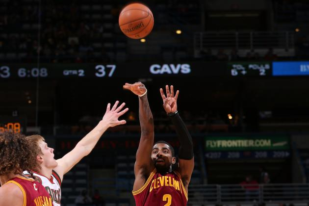 Kyrie Irving Must Pass More, Shoot Less in Clutch