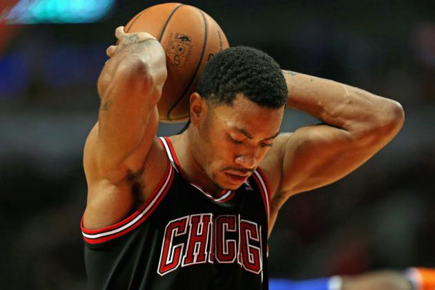 Chicago Bulls' Problems Start with Derrick Rose