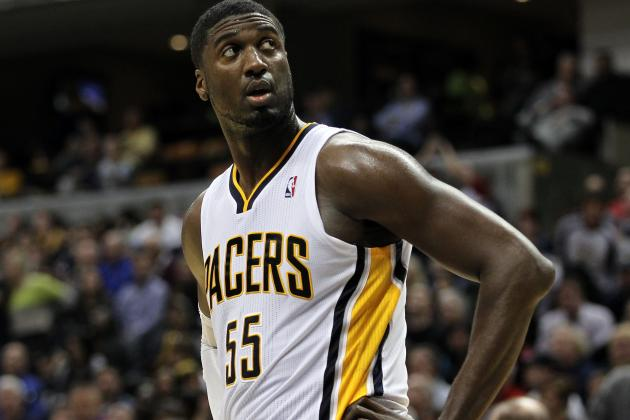 How Indiana Pacers' Roy Hibbert Can Become a Truly Elite Center This Season