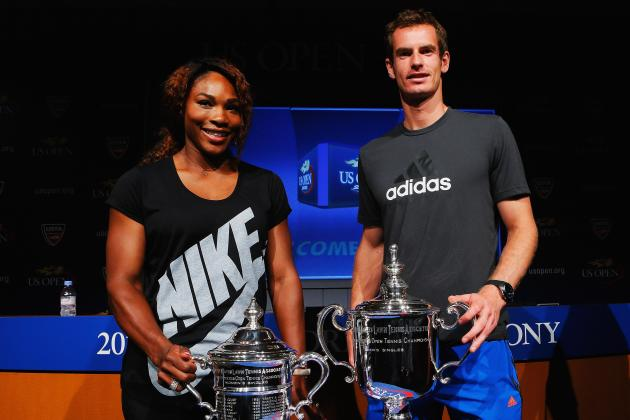 Andy Murray and Serena Williams Reportedly in Talks over Tennis Showdown