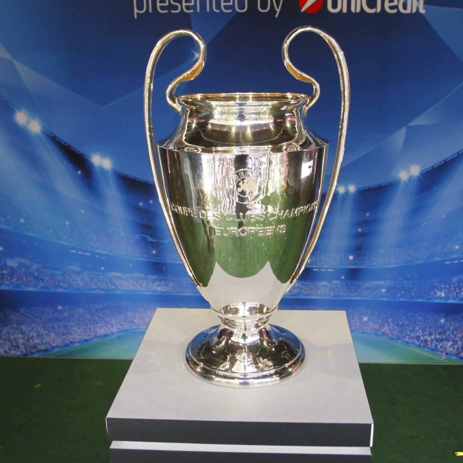 2013: League UEFA Qualified Teams That  and Champions Have
