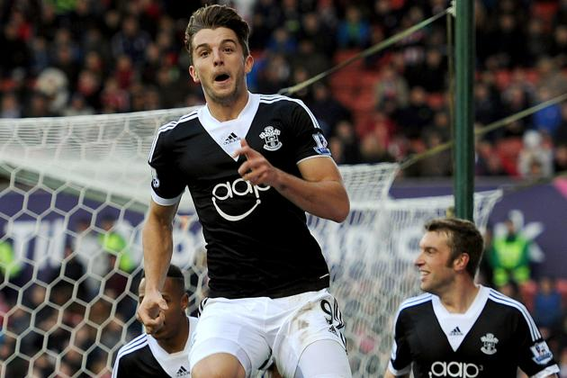 Jay Rodriguez and Adam Lallana Named in England Squad by Roy Hodgson