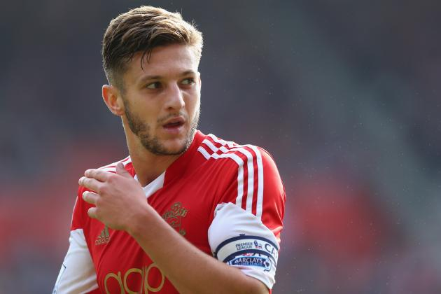 Lallana, Rodriguez and Henderson Earn England Call-Ups for Friendlies
